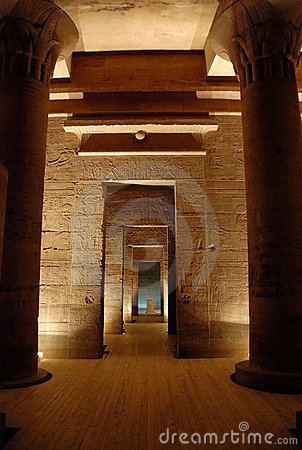 Free The Philae Temple, Egypt Stock Photos - 5746433