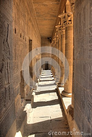 Free The Philae Temple, On Agilkia Island. Egypt. Royalty Free Stock Images - 43774839