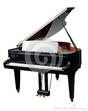 Free The Piano Stock Images - 24709164