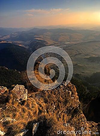 Free The Pieniny Mountains Stock Image - 19494791