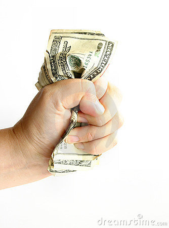 Free The Power Of Money Stock Photos - 381523