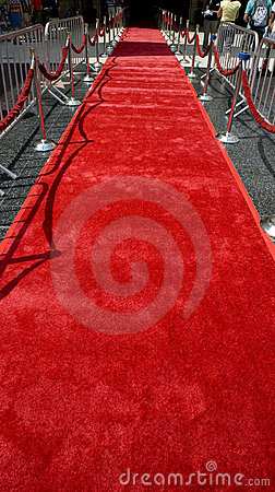 Free The Red Carpet Stock Image - 9094971