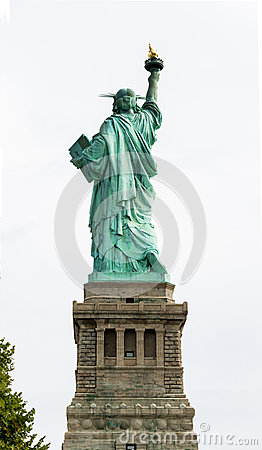Free The Reverse Side Of Liberty Royalty Free Stock Photo - 46921145