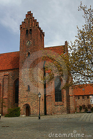 Free The Saint Petri Church,  Ystad Royalty Free Stock Images - 2366059