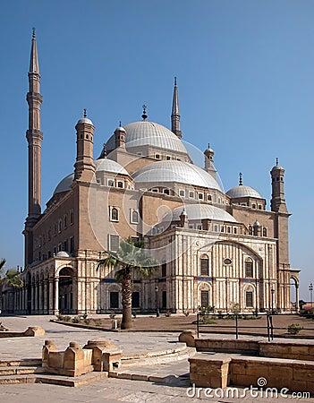 Free The Saladin Citadel Of Cairo, Egypt Stock Photo - 1239860