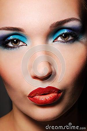 Free The Sensual Woman Royalty Free Stock Image - 2076226