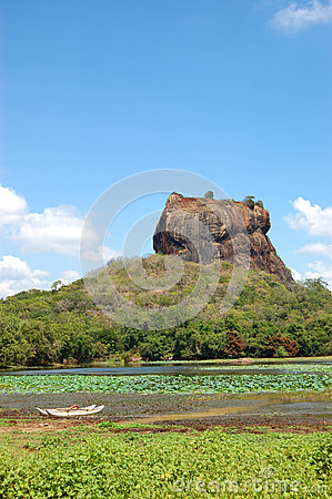 Free The Sigiriya (Lion S Rock) Is An Ancient Rock Fortress Stock Image - 30614141