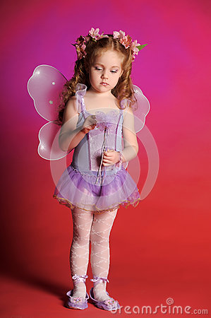 Free The Small Fairy Stock Photo - 92740770