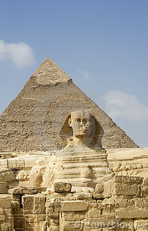 Free The Sphinx Royalty Free Stock Images - 7924159