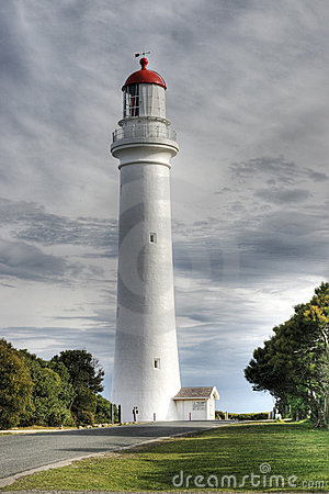 Free The Split Point Lighthouse Royalty Free Stock Photo - 3207345
