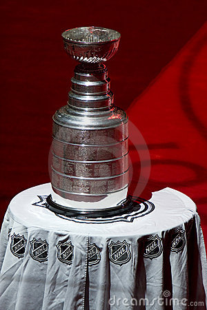 Free The Stanley Cup Stock Photography - 16518702
