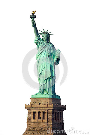 Free The Statue Of Liberty Royalty Free Stock Photos - 28470788