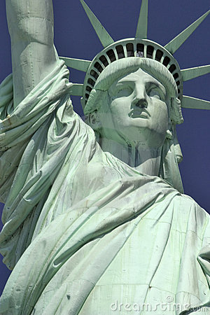 Free The Statue Of Liberty - New York Royalty Free Stock Photography - 1063707
