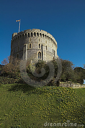 Free The Tower At Windsor Castle Stock Photo - 1926740