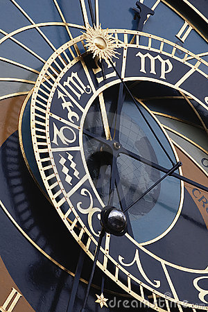 Free The Town Hall Clock Royalty Free Stock Photos - 11657288