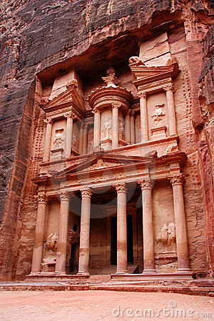 Free The Treasury, Petra, Jordan Royalty Free Stock Photography - 1916147