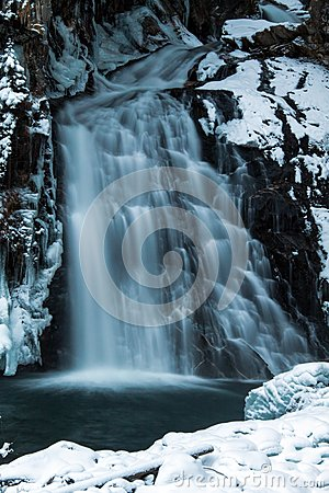 Free The Waterfalls Of Riva Royalty Free Stock Photos - 28841048