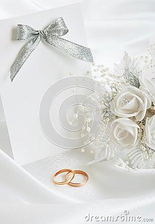 Free The Wedding Invitation Stock Images - 13719694