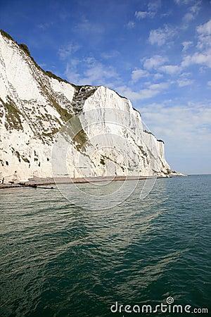 Free  The White Cliffs Of Dover Stock Photos - 21385953