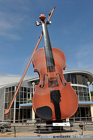 Free The World S Largest Fiddle Stock Photos - 20648223