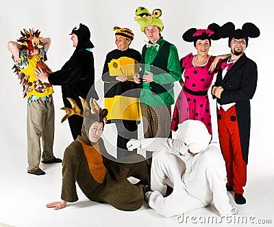 Theater Actors