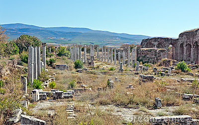 Theater - Aphrodisias