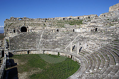 Theater in Miletus