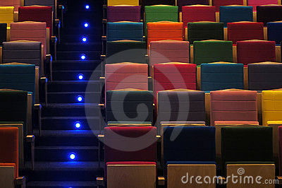 Theater s seats