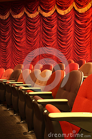 Theater seatings