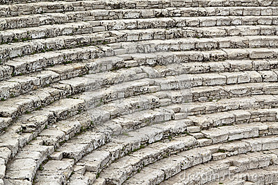 Theater steps