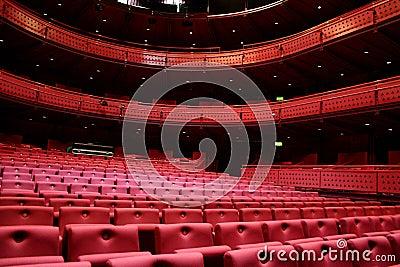 Theater venue