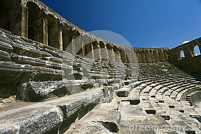 Theatre of Aspendos