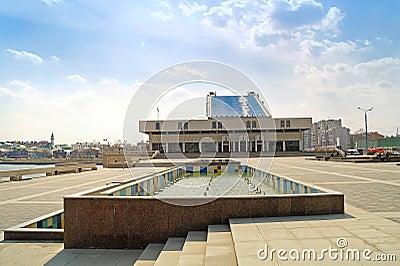 Theatre is in city Kazan
