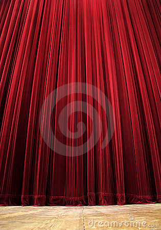 Theatre curtain