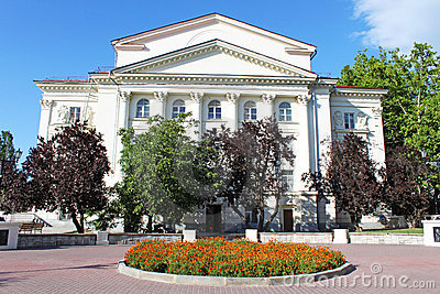 Theatre in Sevastopol