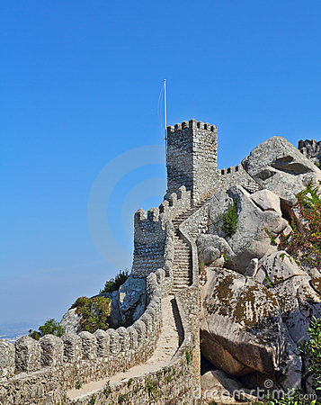 Thel Moorish castle