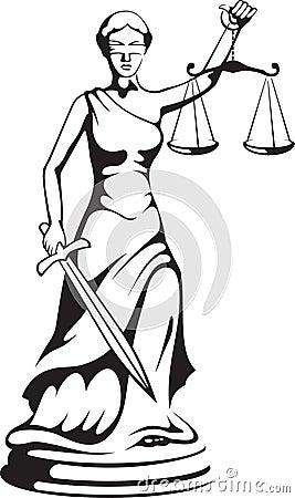 Themis - diosa de la justicia