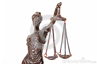 Themis statue