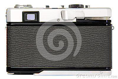 There is the old camera