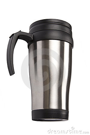 Free Thermic Flask Royalty Free Stock Image - 5472416