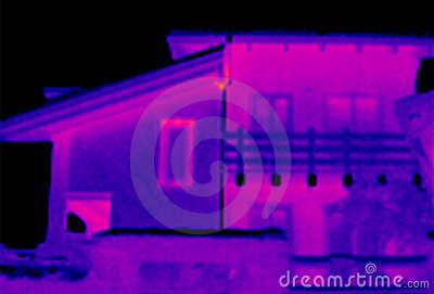 Thermograph - Haus 2