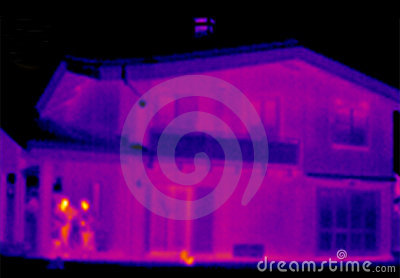 Thermograph- House