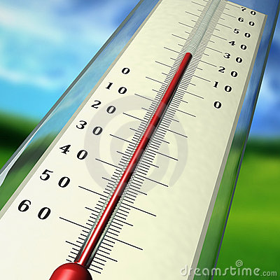 Free Thermometer Stock Photo - 769590