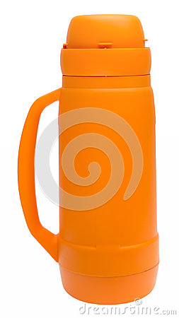 Thermos Flask with path