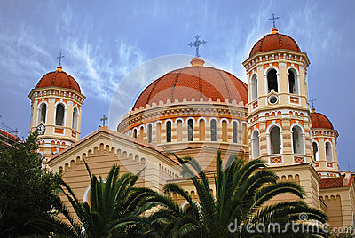Thessaloniki. Cathedral