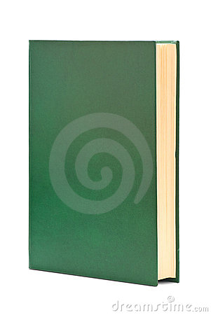 Free Thick Book In Green Cover Stock Photos - 11764333
