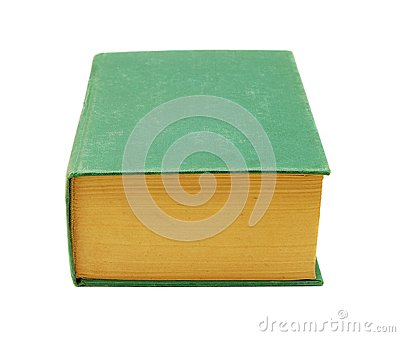 Thick green book