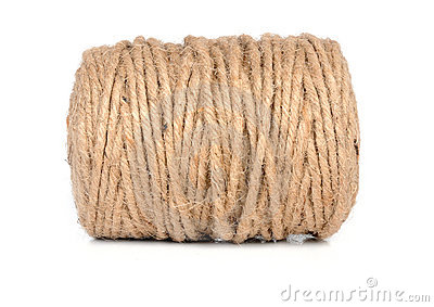 Thick string roll