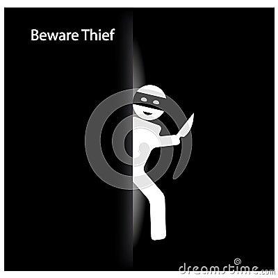 Thief symbol
