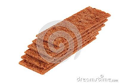 Thin crispbread